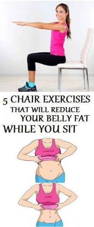 Most of the people who spend the day sitting at work, should definitely try the following chair exercise as they can help you get in shape while sitting! According to a recent survey, the average A…