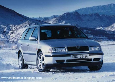 Skoda Octavia Combi 4x4 (1999)