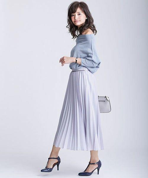 2016年マストアイテム!「シフォンプリーツスカート」を使ったおしゃれコーデ20選♡ -page2   Jocee