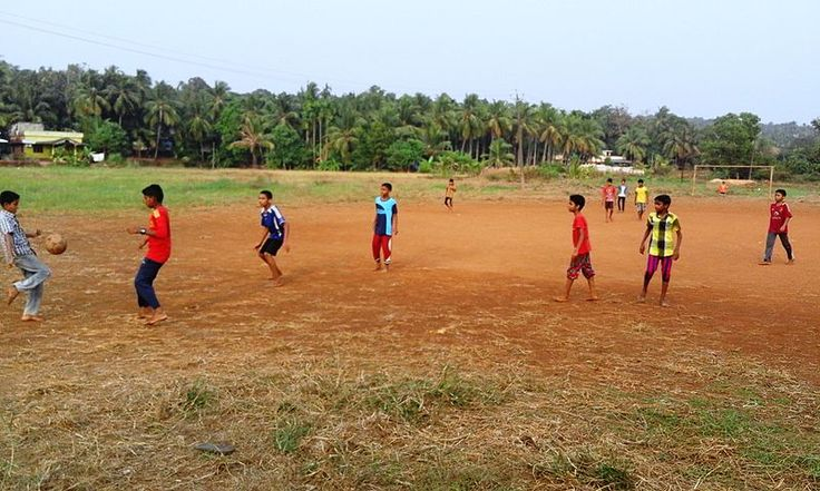 File:Football ground on College Road, Pallikkal Bazar.jpg