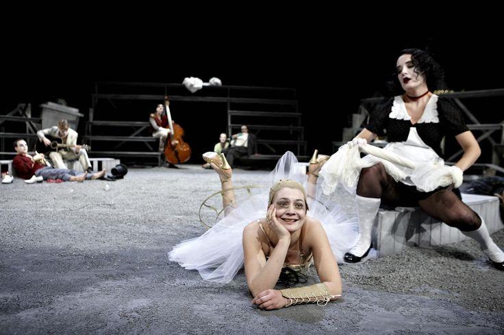 Staatsschauspiel Dresden - Leonce und Lena