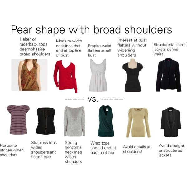 The 25 Best Broad Shoulders Ideas On Pinterest Dresses For Broad Shoulders Body Shape Types
