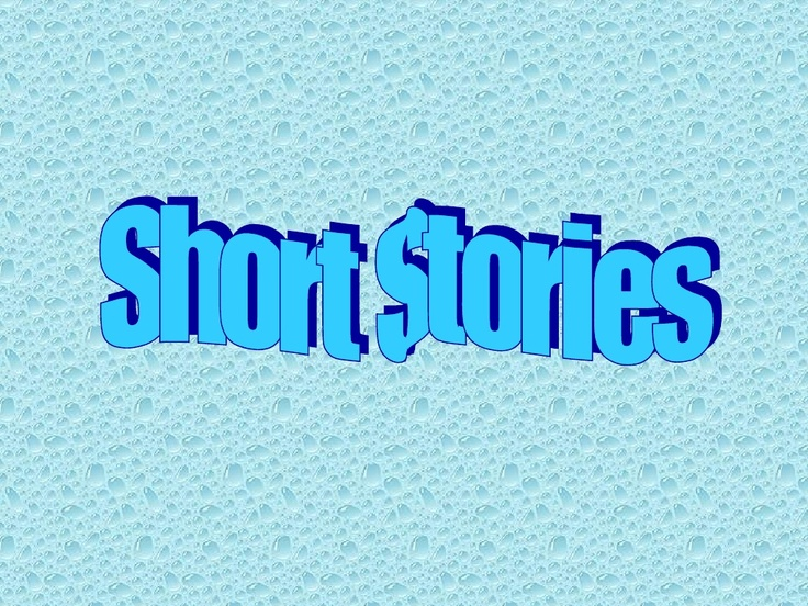 short-stories-ppt-2 by Pete DeWeese via Slideshare