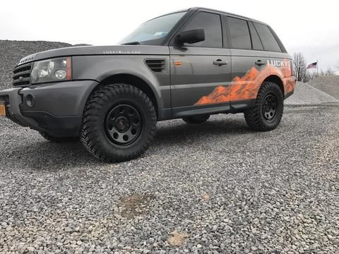 All Terrain Tires >> Proud Rhino lift rod install / walk-through – Lucky 8 Parts and Accesories for Land Rovers ...