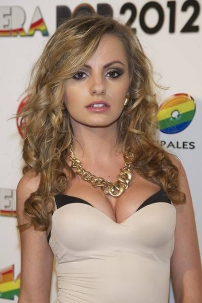 Hot Alexandra. She is Romanian singer-songwriter, best known for her single Mr. Saxobeat