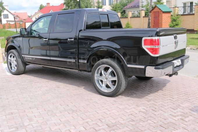 Продажа Lincoln Mark LT 2012 Екатеринбург, 2 400 000 р.(с пробегом) – E1.АВТО