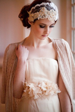 vintage classic and love the blush color on her
