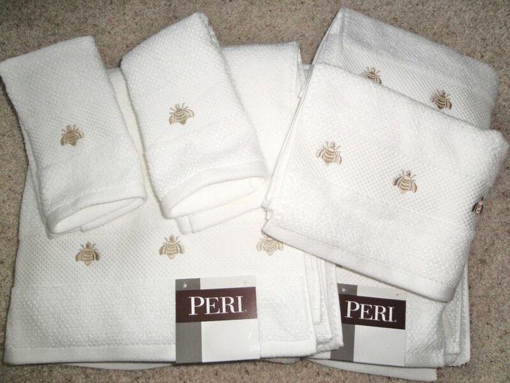 bee towels