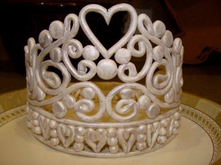 25 Best Ideas About Fondant Crown On Pinterest Princess