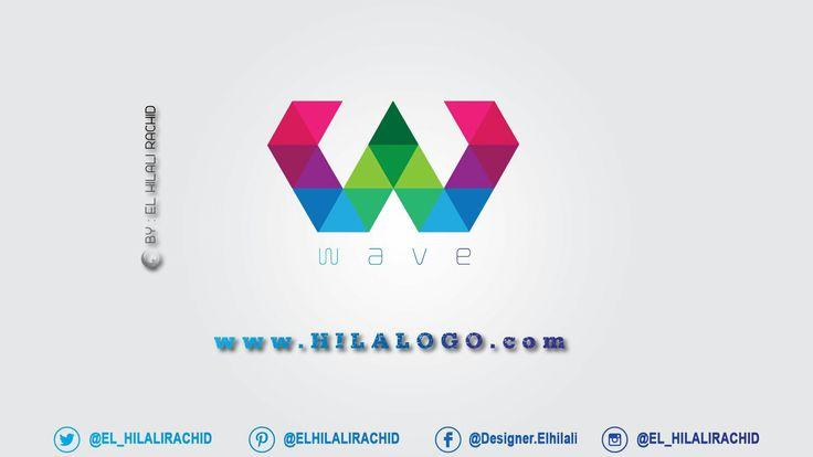 #wave #logo by #Rachid_Elhilali  A new tutorial coming soon  www.hilalogo.com  #vector #logovector #logo #graphicdesign #illustration #modern #logo #creative #illustrator #design #drawing #graphicdesign #illustration #modern #logo #creative #draw #illustrator #new #cool #colors #custom #logodesign #graphic #graphics #photoshop #logotype #logos #desainlogo #lettering #vector #graphicdesigner #adobeillustrator