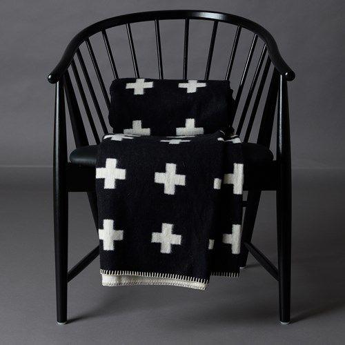 Solfjädern karmstol - Solfjädern karmstol - svart, svart sits