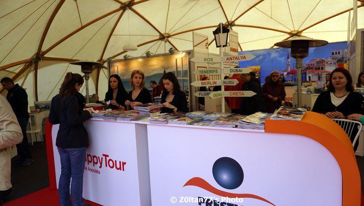 """Happy Tour lanseaza  """"Happytargul online de calatorii"""""""