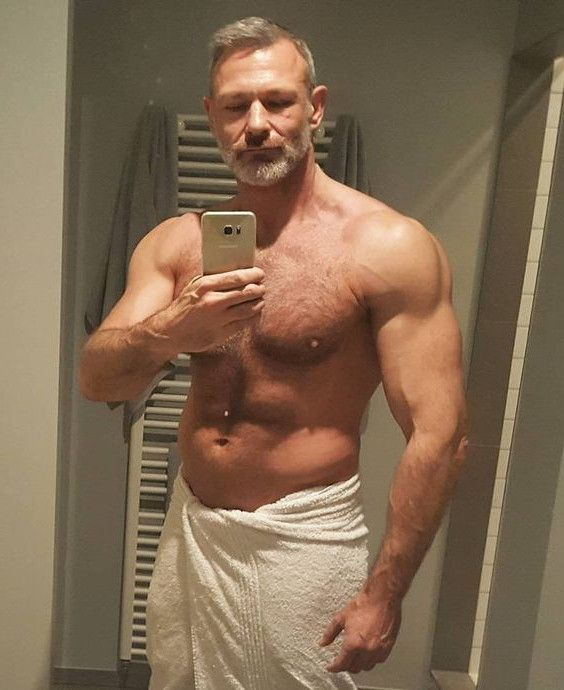 Saturday Man Candy The Hottest Dads On The Planet: 1835 Best Images About Muscle Daddies On Pinterest