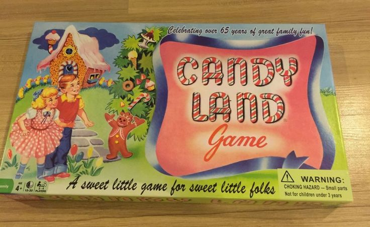 Candyland Board Game Great for Kids & Family Candy Land #CandyLand