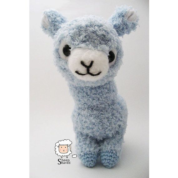Amigurumi Alpaca : 1000+ images about Sheep Shaved Etsy on Pinterest ...