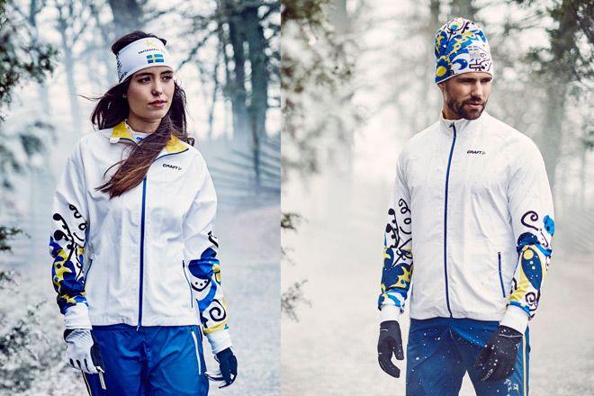 V oblečení Craft budete na běžkařských tratích nepřehlédnutelní