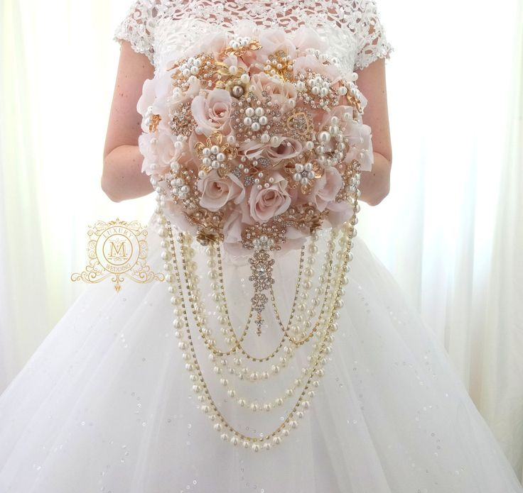 how to make wedding flowers 1000 ideas about brooch bouquets on wedding 5012