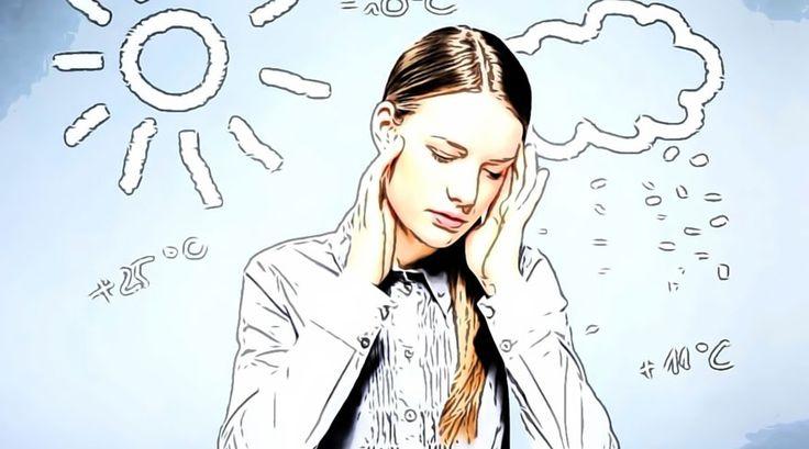 În realitate, nu vremea în sine produce neplăceri, doar ajută la evidențierea unor probleme de sănătate.