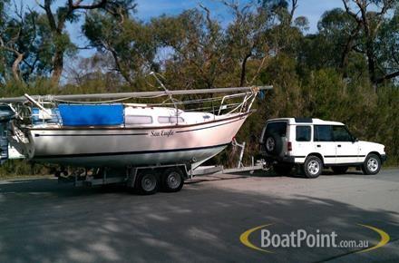 Used 1987 AQUARIUS 23 YACHT Boat For Sale - boatpoint.com.au