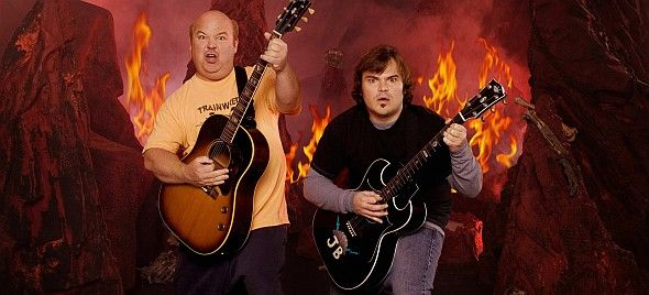 Live with the best Songs of the World: Tenacious D in Germany - München, Hamburg, Düsseldorf und Frankfurt