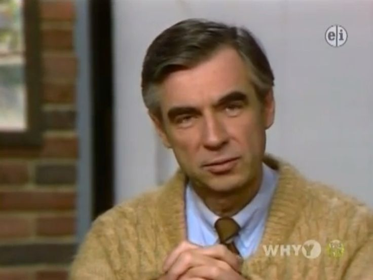 WATCH: Mister Rogers' Amazing Advice For Children Of Divorce