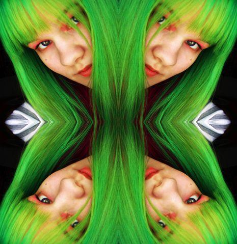 StarGazer Vihreä Shokkihiusväri -African Green | Cybershop