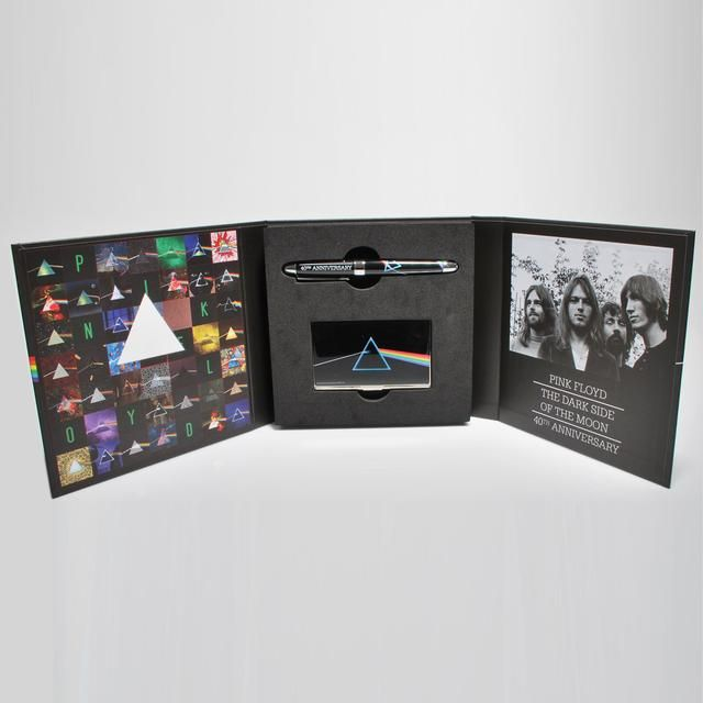 Pink Floyd Dark Side of the Moon Limited Edition Pen Set