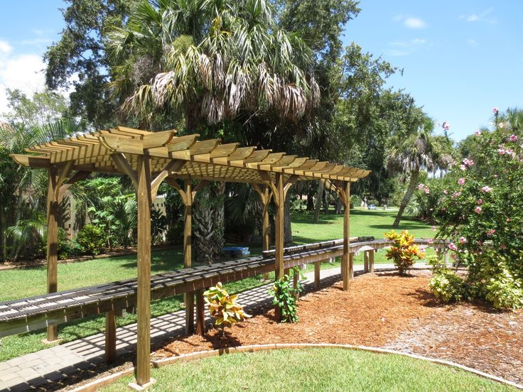 sombrero pergola kit from - Pergola Kit