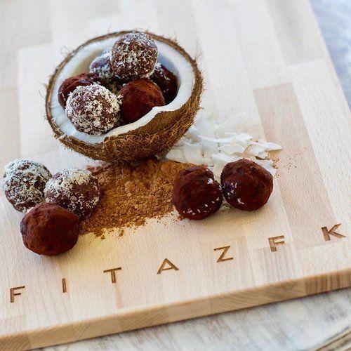 Nutella Protein Balls | FITAZFK Phase 3 | Protein ball