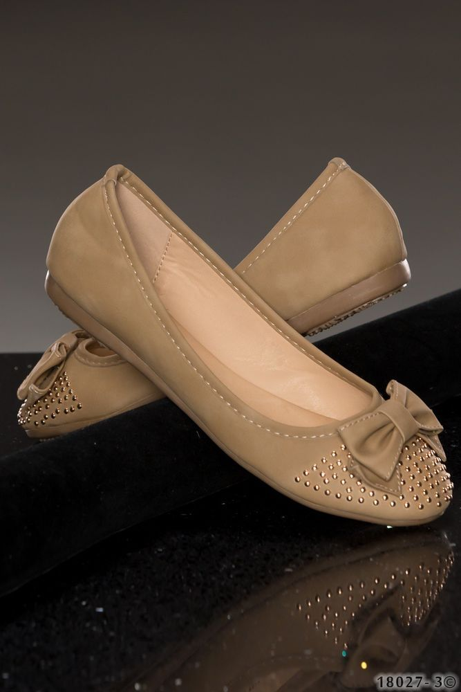 SEXY NEW LADIES FLAT PUMPS BALLET SANDALS BALLERINA SHOES WITH BOW UK 6 EU 39