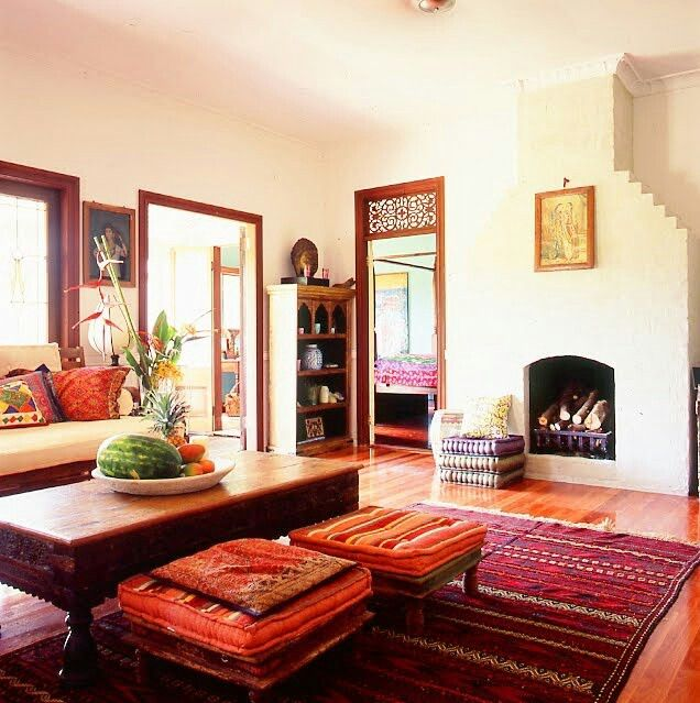 Fabulous Traditional Indian Living Room Decor : Country Home Design,  Mountain Ho.   ChrySSa Home Decor Ideas