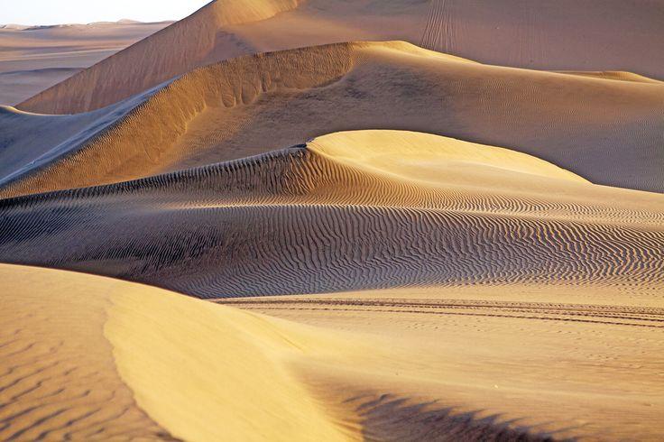 Il deserto di Huacachina