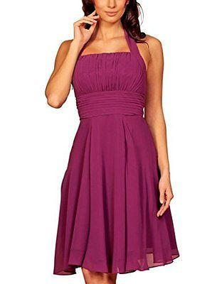 6, Radiant Orchid, MY EVENING DRESS Women's Samantha NEW