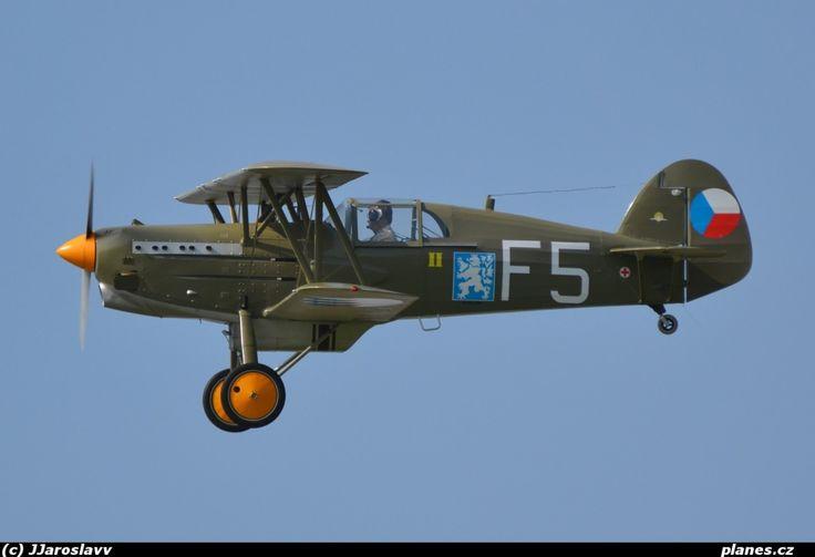 OK-QAB01 - ULL (Avia B534) - Praha - Letňany (LKLT) - planes.cz