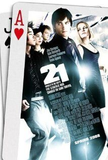 21 Blackjack: Students from MIT learn the art of beating the casino at blackjack. Very smart movie.