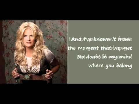 """awesome!    Song: """"To Make You Feel My Love""""  Artist: Trisha Yearwood  Album: """"Hope Floats Soundtrack"""""""
