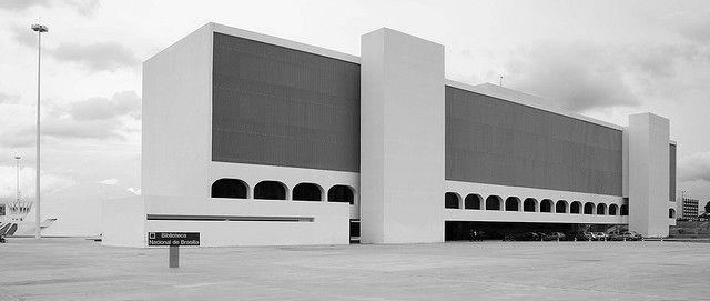 Arquitetura de Bibliotecas - Library Architecture: Brasília