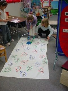 This is a good idea for kindergarten. But know your kids. This may be better as a whole group activity at first until you know the fly swatter will only be used for sight word purposes and not hitting each other! 0154