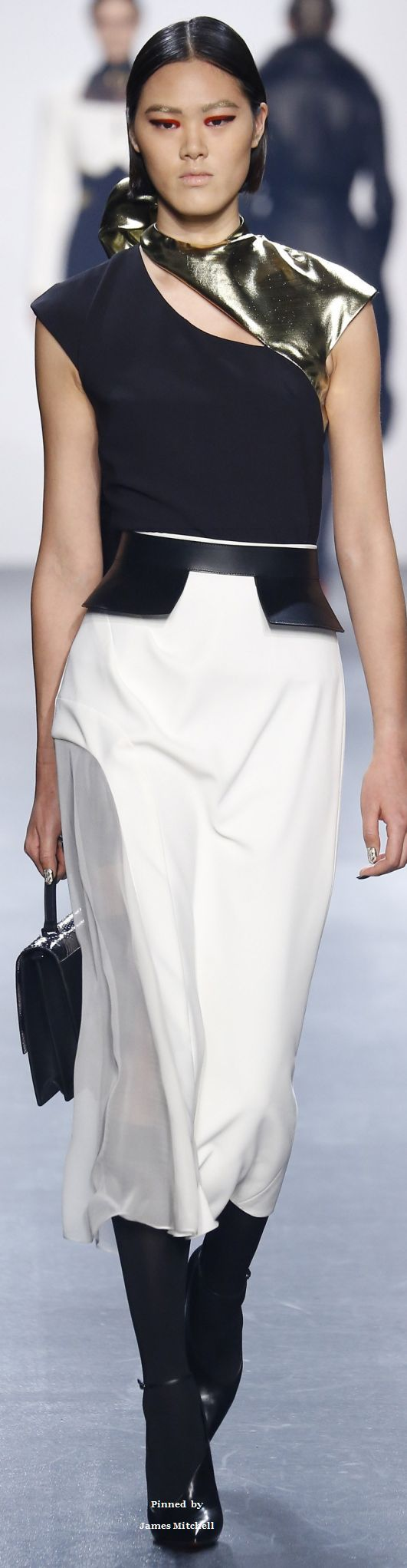 Bibhu Mohapatra Collections Fall 2016 Ready-to-Wear