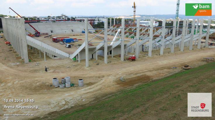 Webcam Stadion Regensburg