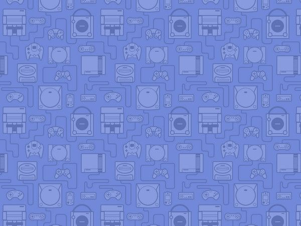 Gaming Console Pattern
