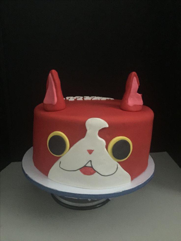 YoKai Watch Cake !