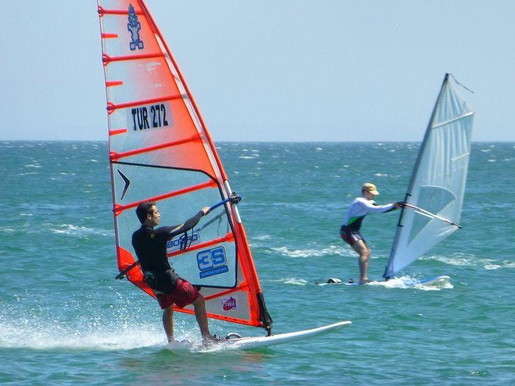 Ela pare mou ti lipi  Windsurfing Greece
