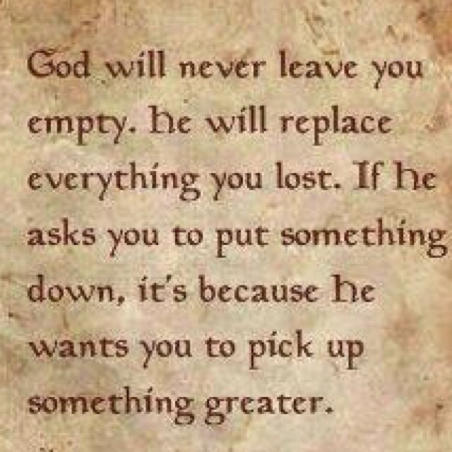 Lets hope so: Sayings, Inspiration, Leave, Quotes, Faith, Truth, Thought, Gods Will