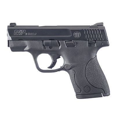 Smith and Wesson MP SHIELD 9mm. A single stack sub-compact 9mm. I WANT one of these guys for concealed carry!