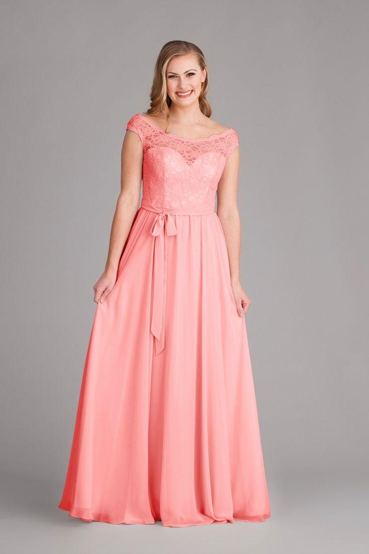 De 146 bedste billeder fra Lace & Chiffon Bridesmaid Dresses på ...