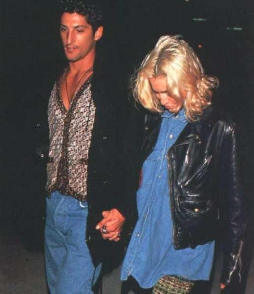 Madonna & Tony Ward (1991)