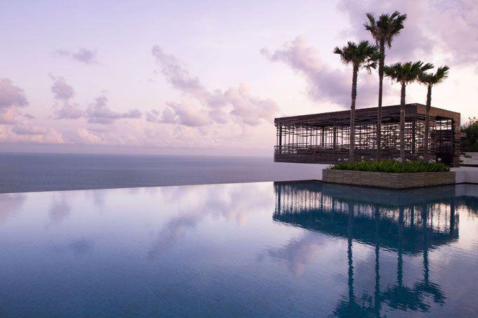 Alila Villas Uluwatu hotel in Bali