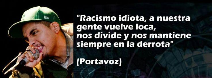 Nos mantiene siempre en la derrota♪ #portavoz #rap #raplatino