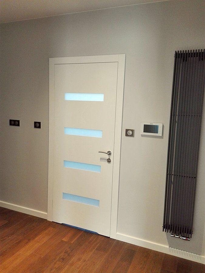 Drzwi wewnętrzne białe | Drzwi - Okna - Podłogi - Poznań